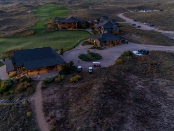 The Ballyneal Village and Hole #1-Greg Ruhland-September'17