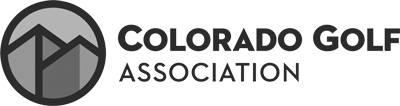 Colorado Golf Association Logo